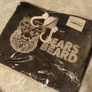 ⛄ 2 for $10 Sale ⛄ New, Bears Beard Bib